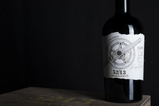 Caja Madera 6 botellas 52/13 Monastrell - Bodega Davo